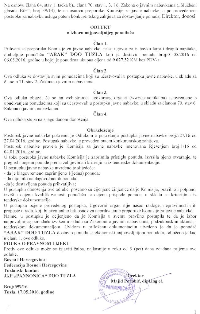 ABAK599-16