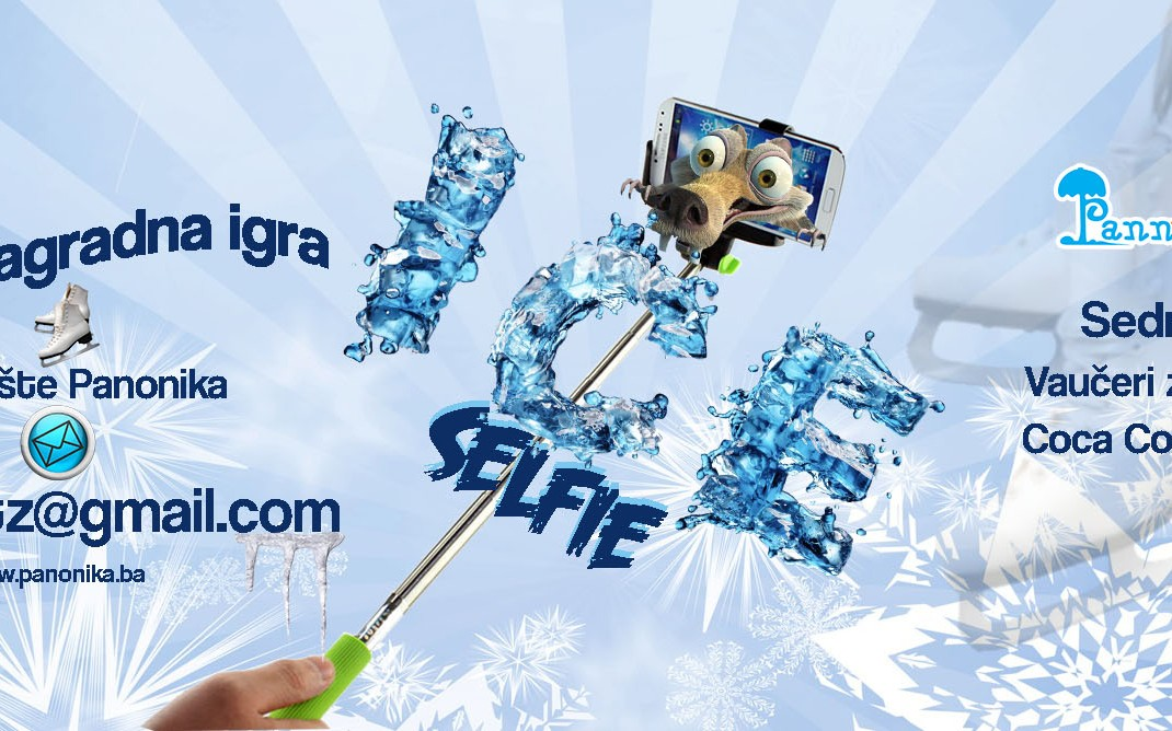 Ice selfie 2017 cover