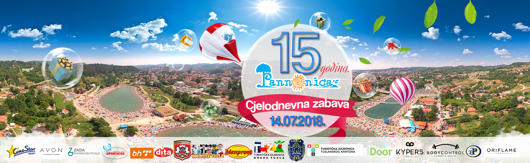 cover Cjelodnevna zabava 14.07.2018.